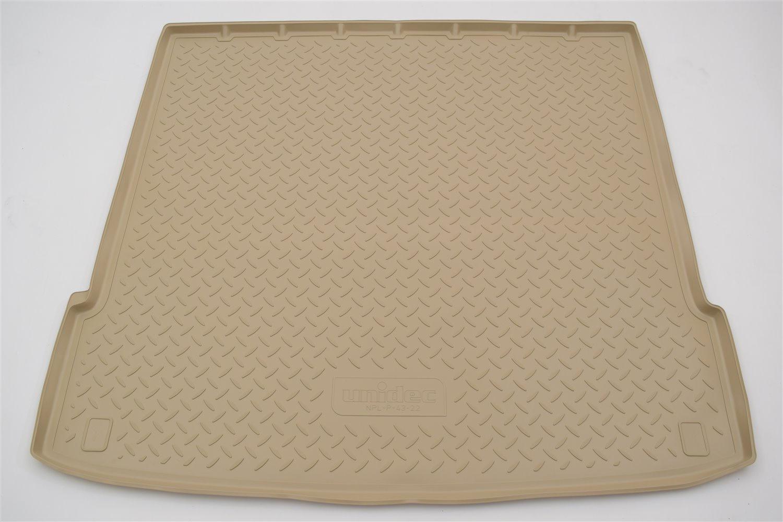 Коврик багажника Norplast для Kia Mohave EN 2008, NPL-P-43-22-B, бежевый
