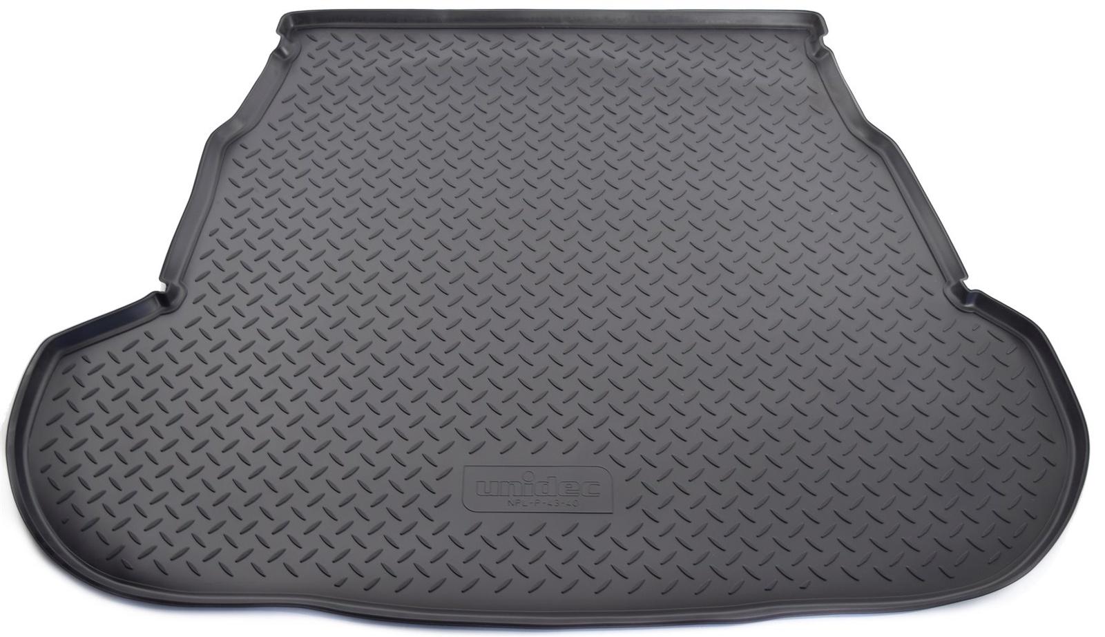 Коврик багажника Norplast для Kia Optima TF SD 2010, NPL-P-43-40, черный