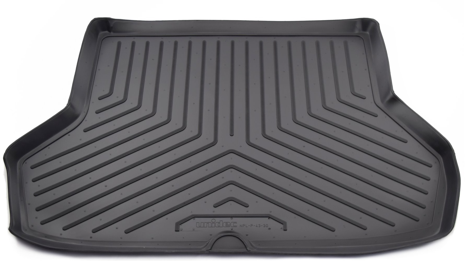Коврик багажника Norplast для Kia Rio DC SD 2000-2005, NPL-P-43-30, черный