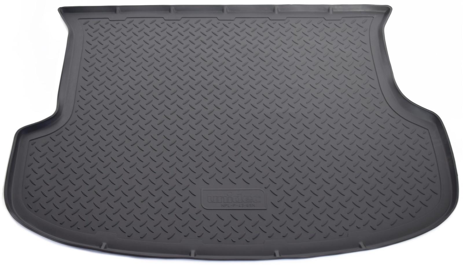 Коврик багажника Norplast для Kia Sorento XM 2009-2012, NPL-P-43-65N, черный