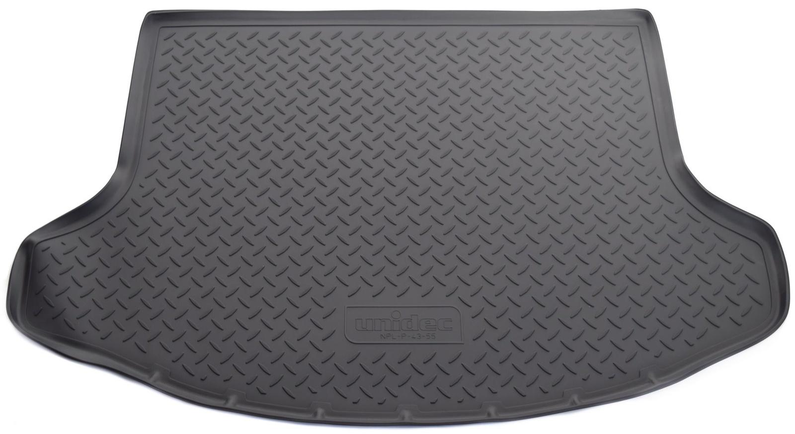 Коврик багажника Norplast для Kia Sportage SL 2010, NPL-P-43-55, черный