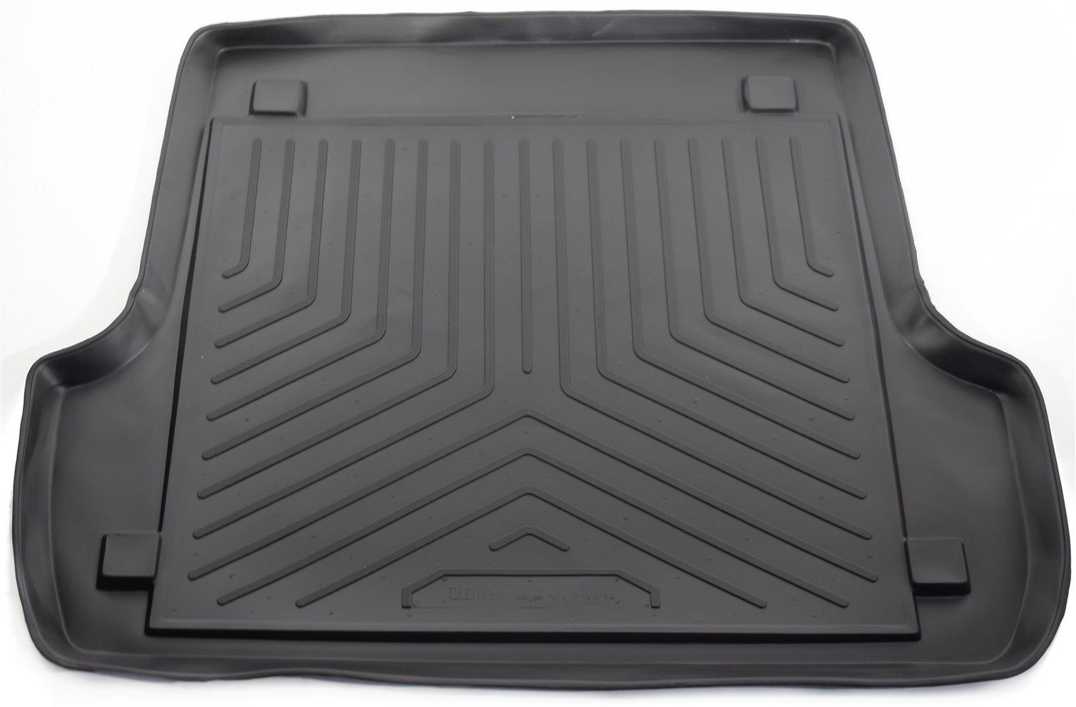 Коврик багажника Norplast для Kia Sportage Grant RUK00 1999-2005, NPL-P-43-54, черный