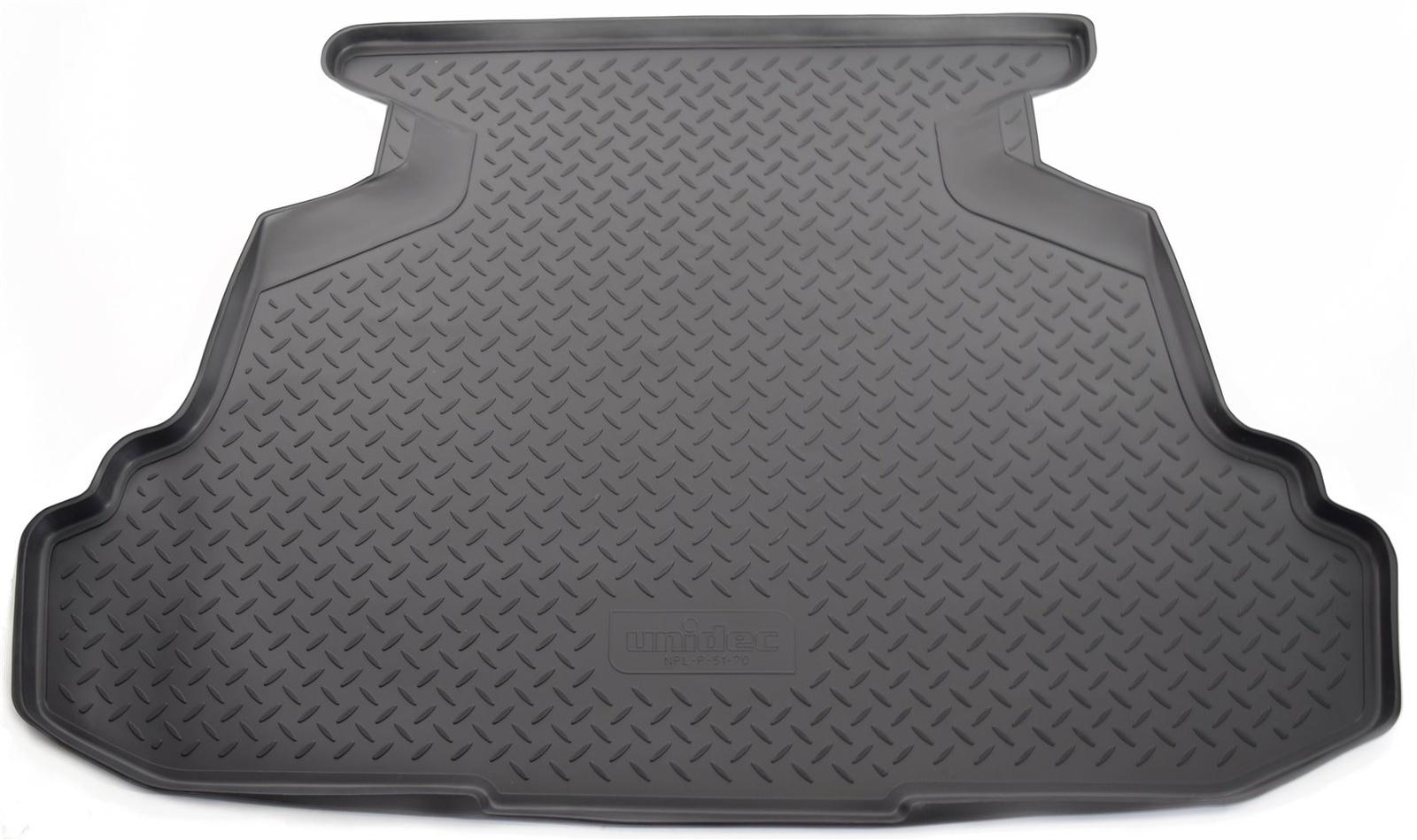 Коврик Norplast багажника для Lifan Solano SD, 2008, NPL-P-51-70, черный
