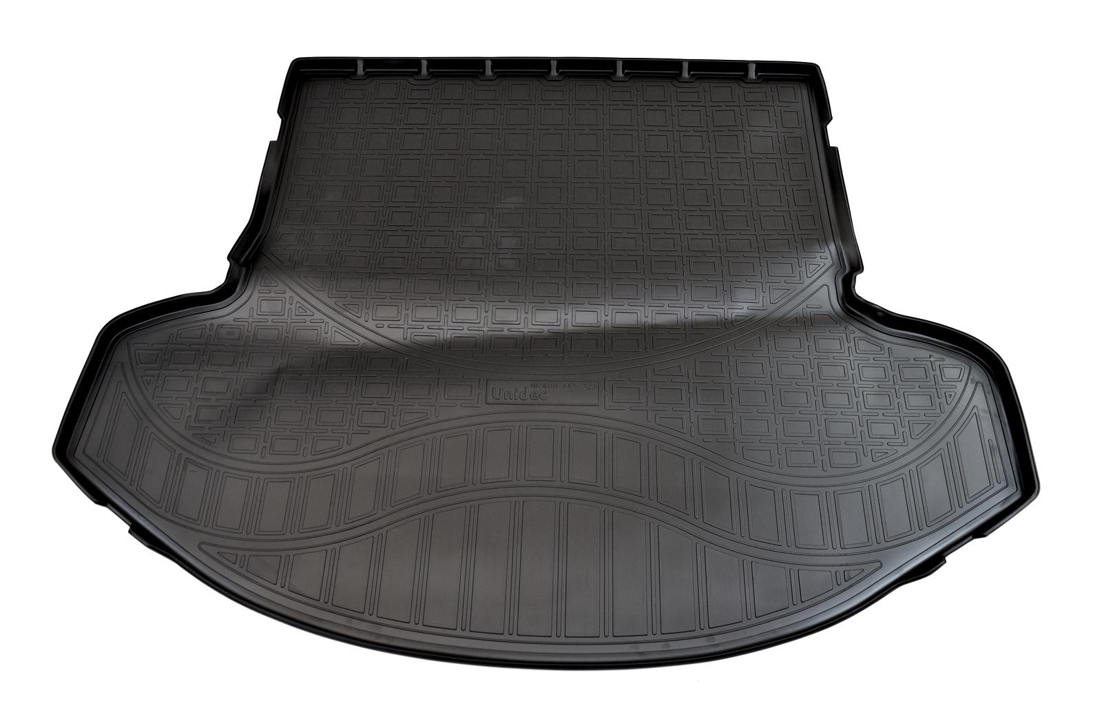 Коврик для багажника Norplast для Mazda CX-9 II, 2017, 5 мест, сложенный 3 ряд, NPA00-T55-721, черный коврик для 7 мест ряд norplast npa00c31521