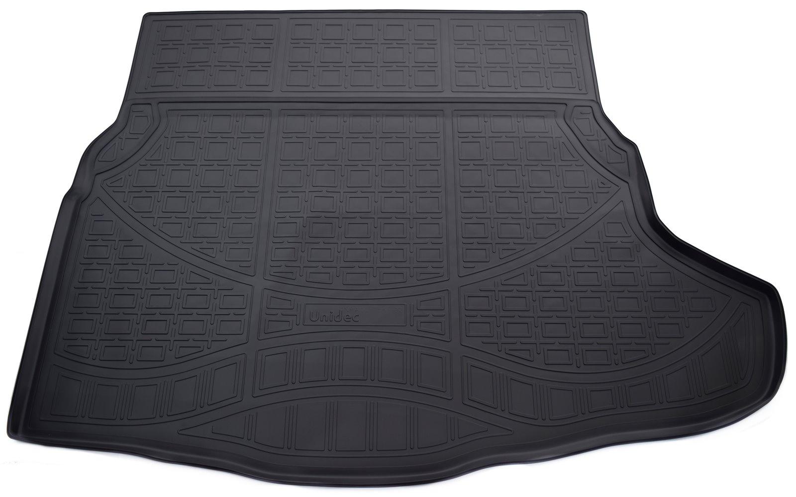 Коврик для багажника Norplast для Mercedes-Benz C, W205, SD, 2014, NPA00-T56-192, черныйNPA00-T56-192Точное прилегание Без неприятного запаха Высокие бортики Не скользятПодходит на:Mercedes-Benz C-Class W205 2014--Полиуретановые автомобильные коврики фирмы «Норпласт» надежно защищают обшивку салона и багажника от влаги и загрязнений. Это высококачественное изделие, которое гарантированно прослужит длительный срок. Каждый комплект ковриков производится индивидуально для определённой модели автомобиля. На этапе разработки изделий применяется технология 3D сканирования салона, благодаря чему, каждый коврик имеет оригинальную форму, которая точно повторяет контур пола или багажного отделения автомобиля.