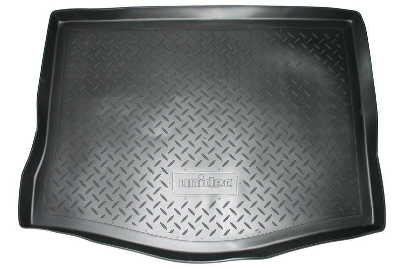 Коврик для багажника Norplast для Mercedes-Benz S, W222, SD, 2013, NPA00-T56-700, черный автомобильный коврик seintex 86169 для mercedes s class w222