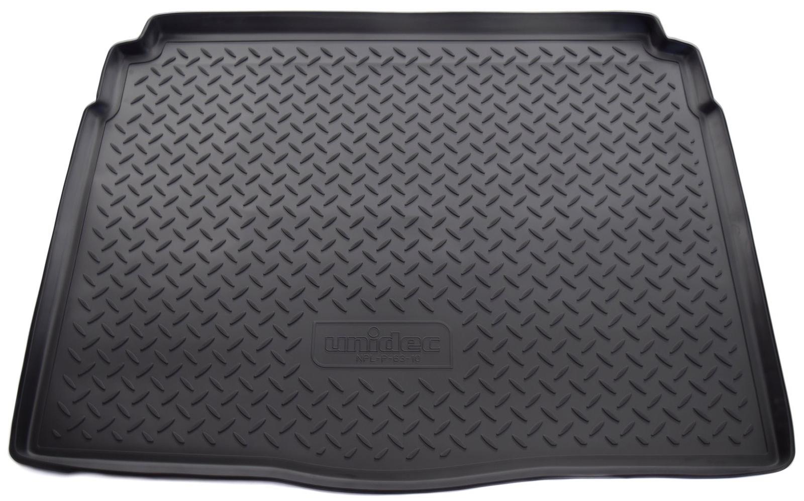 Коврик в багажник Norplast для Opel Astra J, HB, 2010, NPL-P-63-10, черный недорго, оригинальная цена