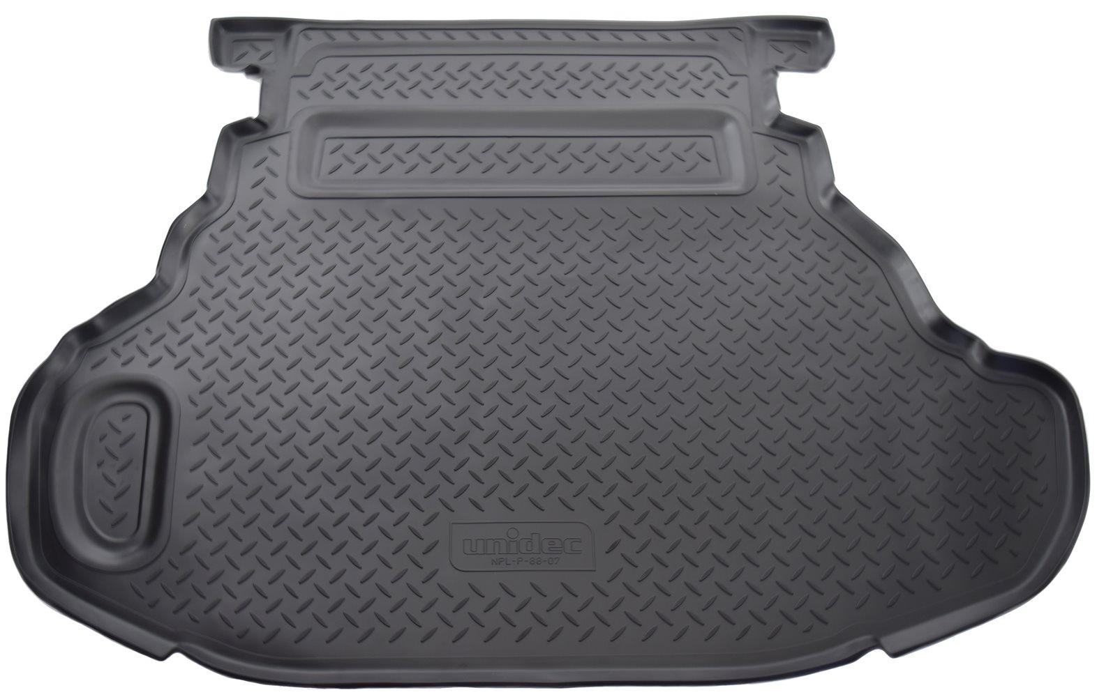 Коврик багажника для Toyota Camry (V50) (SD) (2011-2017) (2,5L)