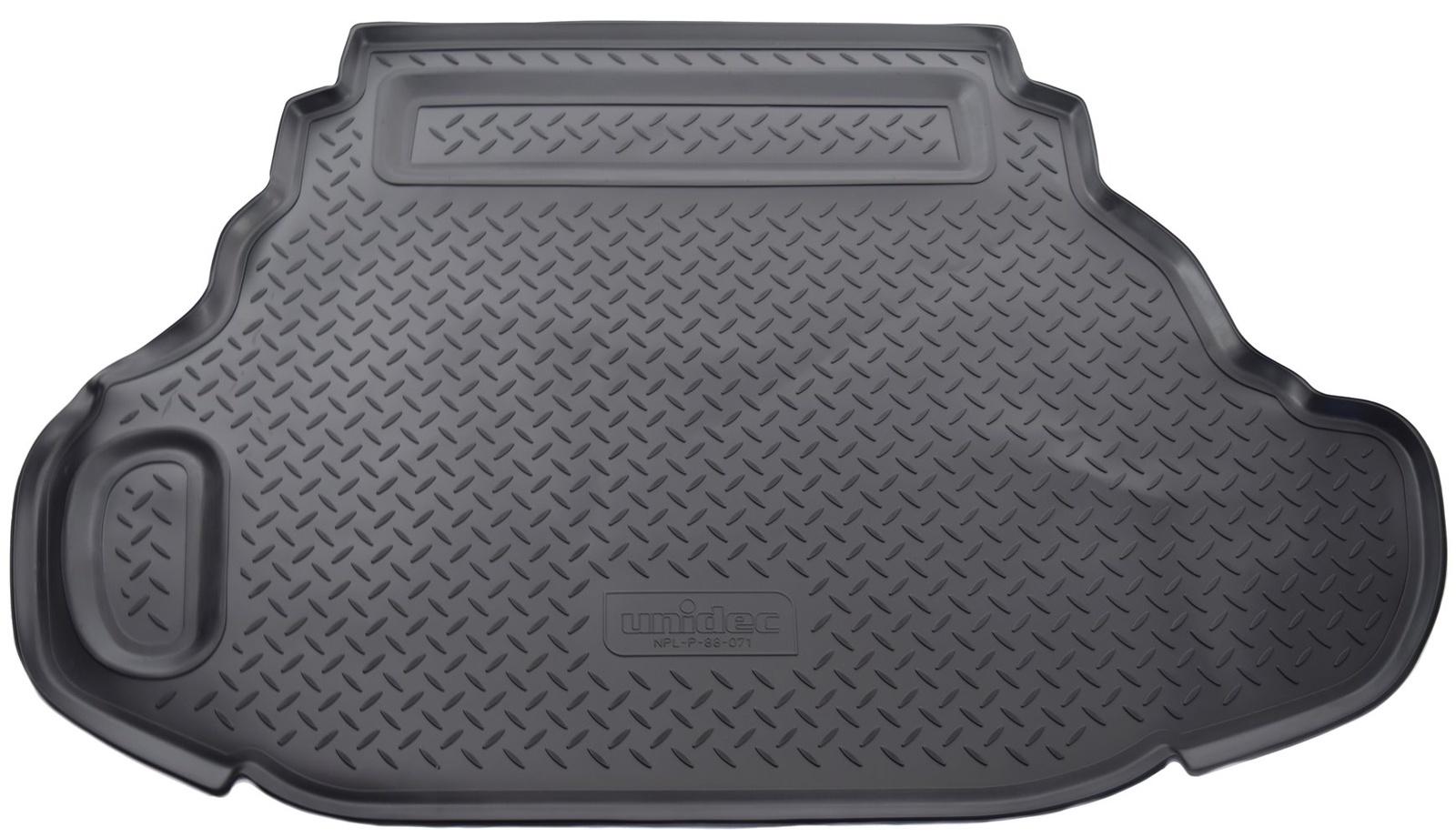 Коврик багажника для Toyota Camry (V50) (SD) (2011-2017) (3,5L)