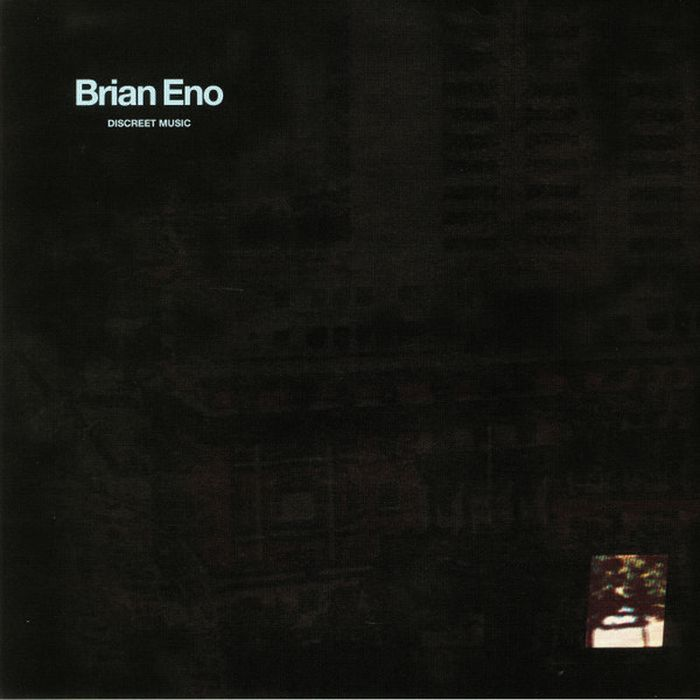 Брайан Ино Brian Eno. Discreet Music (LP) stress variation in cup forming