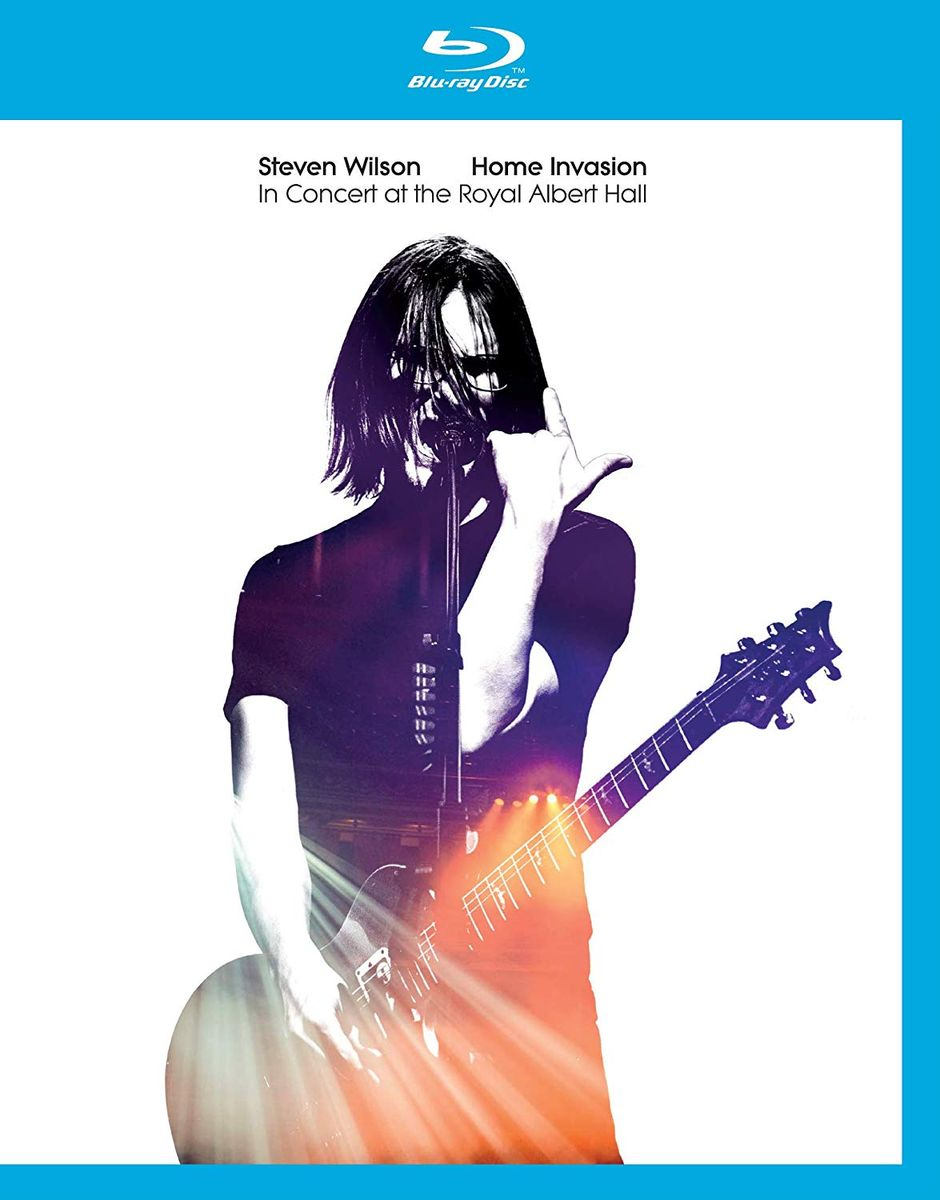 Стивен Уилсон Steven Wilson. Home Invasion: In Concert At The Royal Albert Hall (Blu-ray) an evening with andy williams live from the royal albert hall 1978