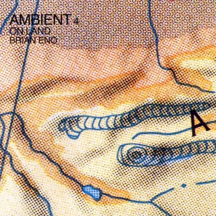 Брайан Ино Brian Eno. Ambient 4. On Land (LP) bjmoto 2018 new motorbike brakes lever cnc adjustable brake clutch levers for yamaha xjr 1300 racer 2004 2016 fjr 1300 2004 2017