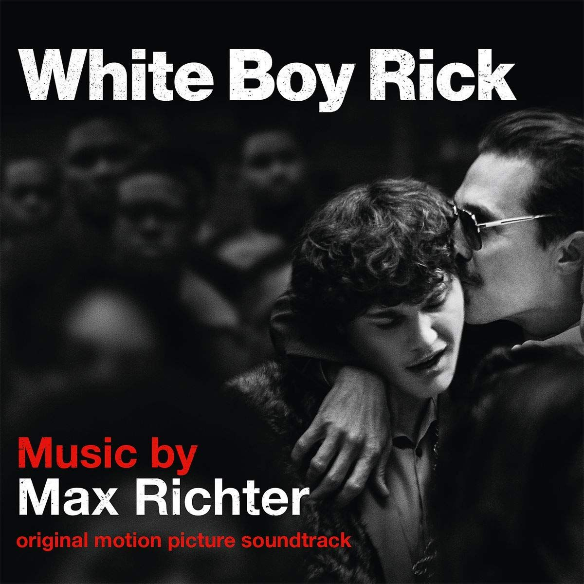 Макс Рихтер White Boy Rick. Max Richter (2 LP) цена в Москве и Питере
