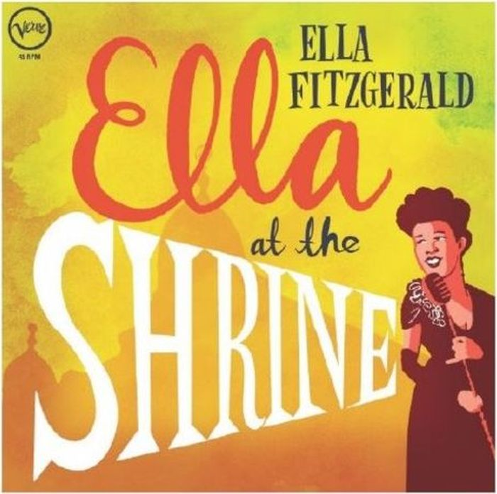 Элла Фитцжеральд Ella Fitzgerald. Ella At The Shrine: Prelude To Zardi's (LP) ella fitzgerald ella fitzgerald ella at the shrine prelude to zardi s colour