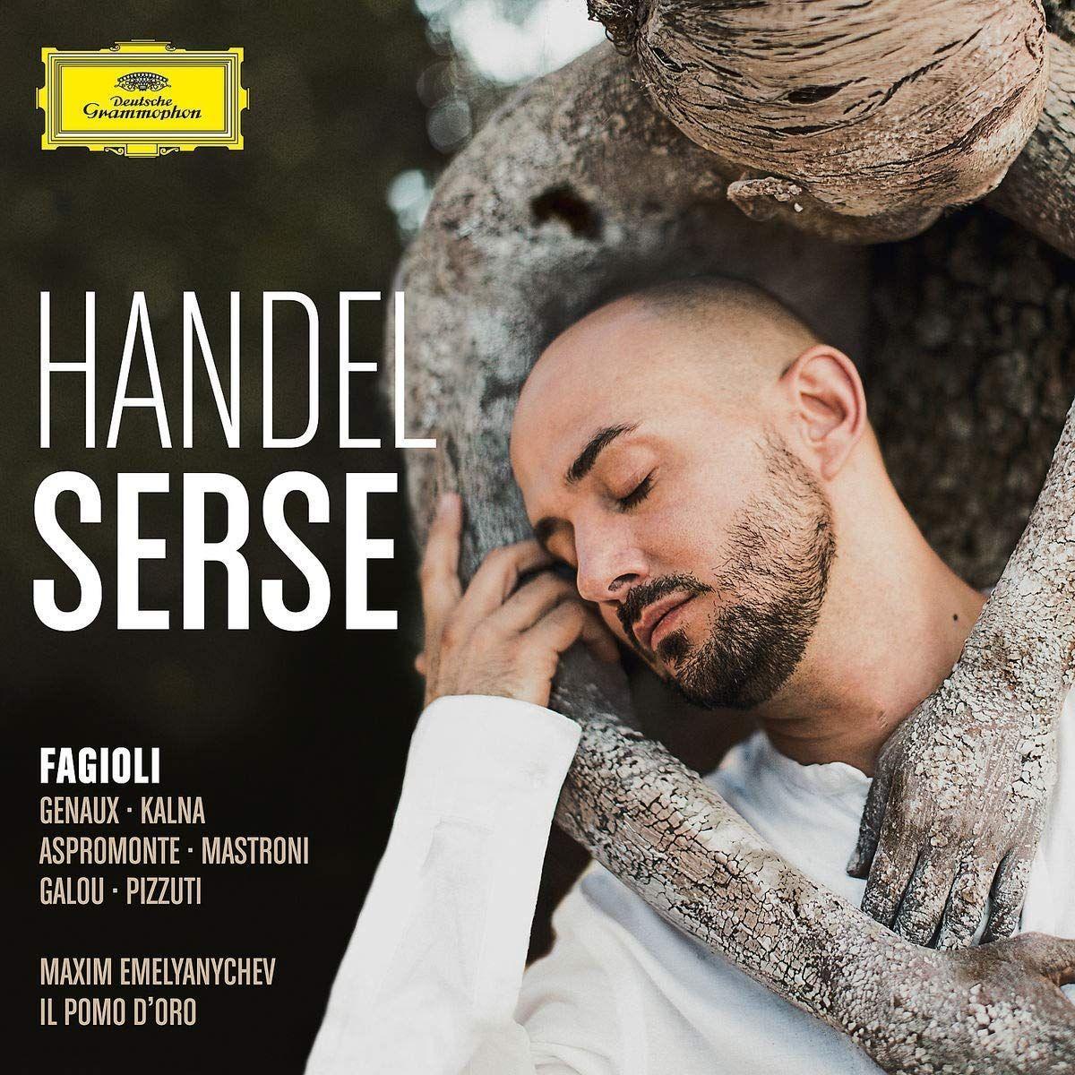 Франко Фагиоли Franco Fagioli. Handel. Serse (3 CD)