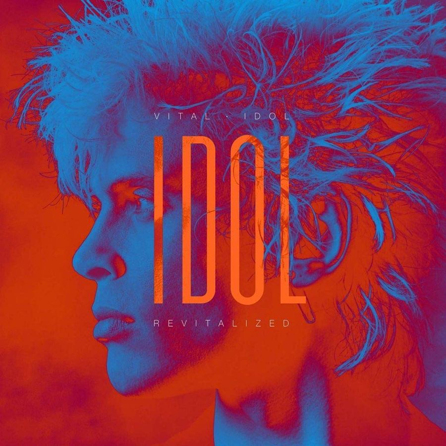 Билли Айдл Billy Idol. Vital Idol: Revitalized (2 LP) игра kingdom hearts hd 2 5 remix standard ps3