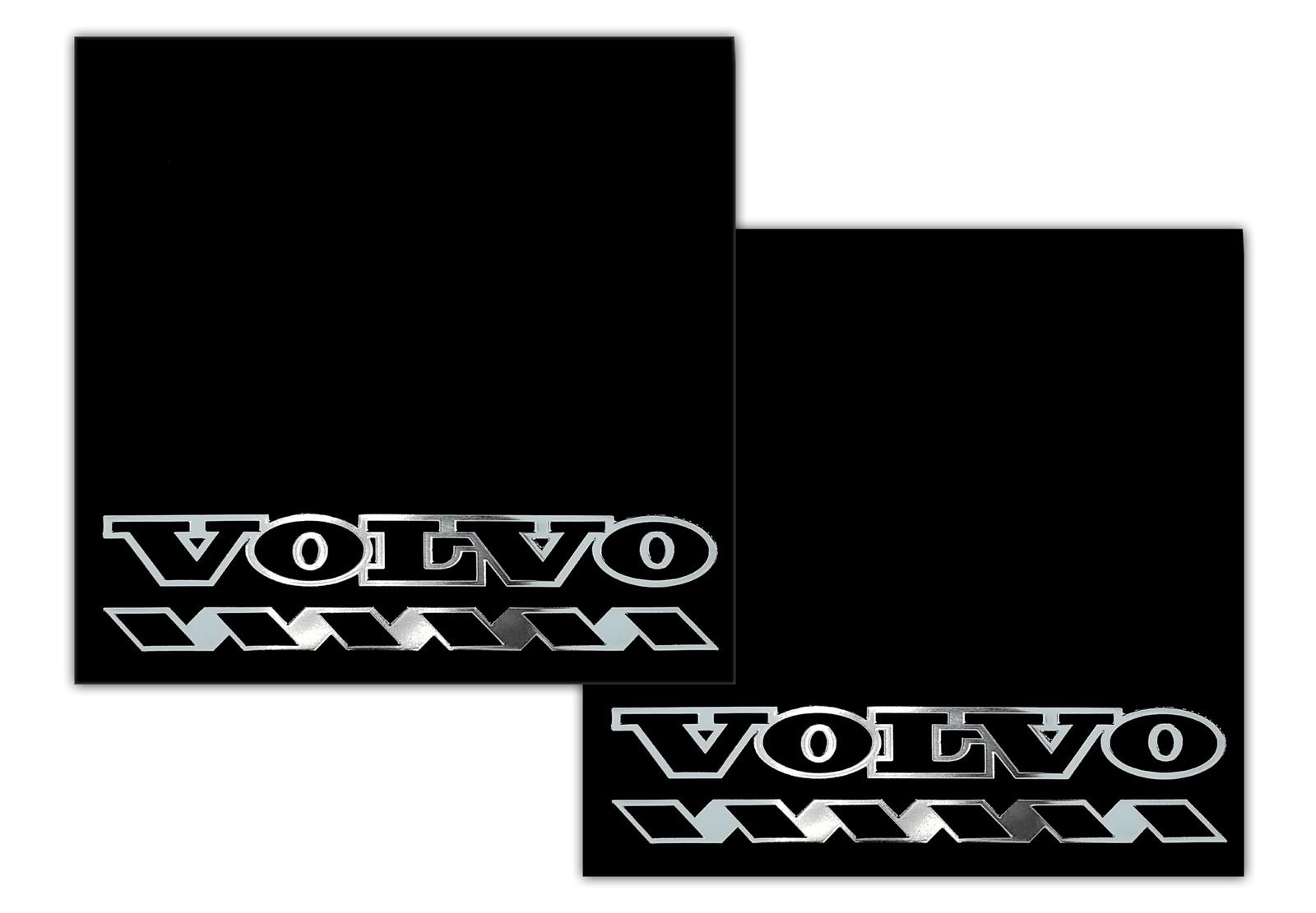 Фото - Брызговик Алекс-Авто Volvo, 0069, 40 х 40 см, 2 шт авто