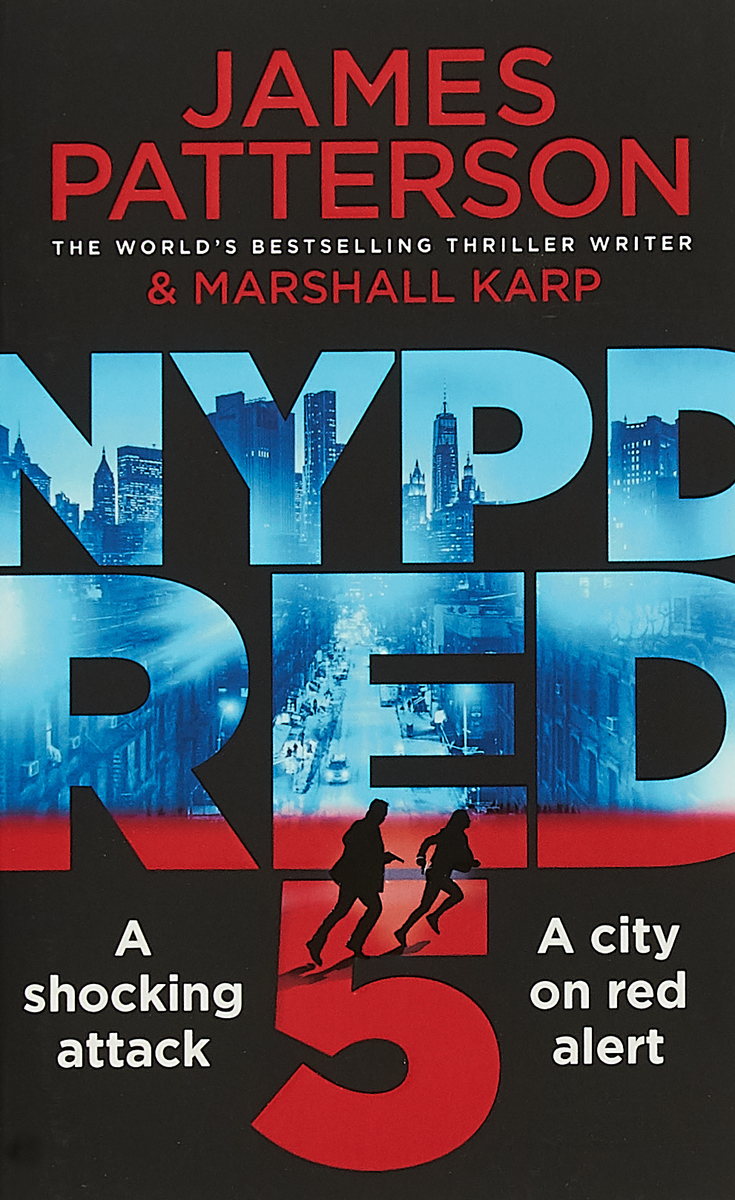 NYPD Red 5 patterson j nypd red 5