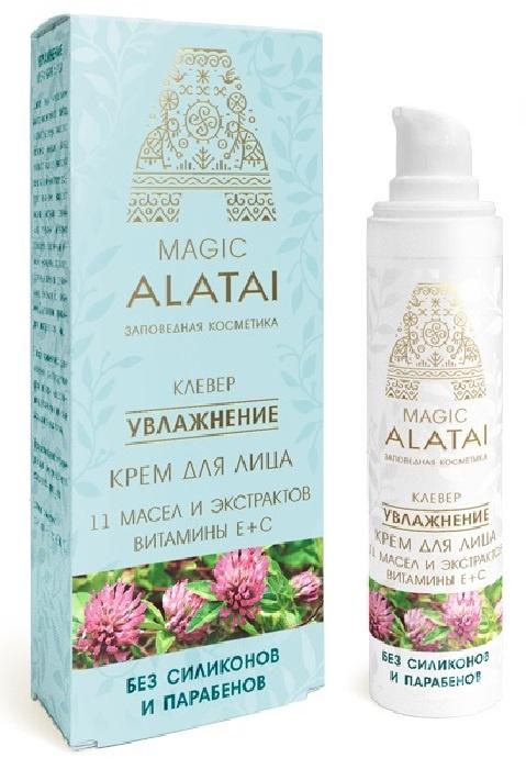 Крем для лица Увлажнение, Magic Alatai, 40 мл Magic Alatai