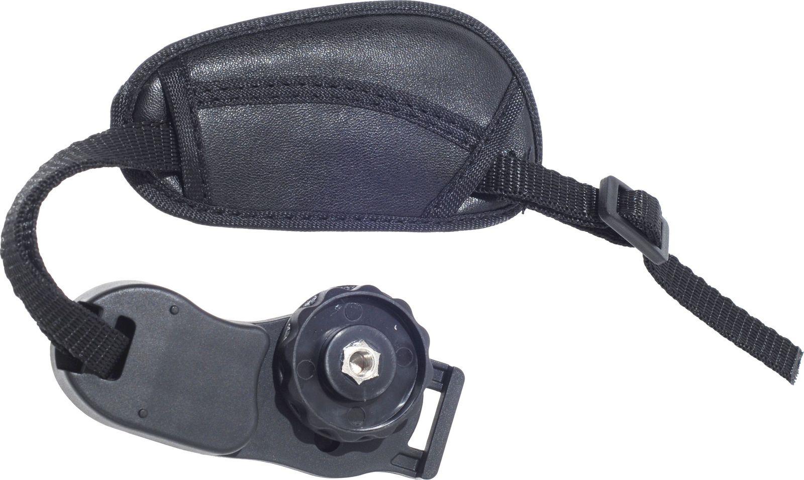 Ремень для камеры Flama FL-HS4, ручной, черный пульт flama fl 60e3 u