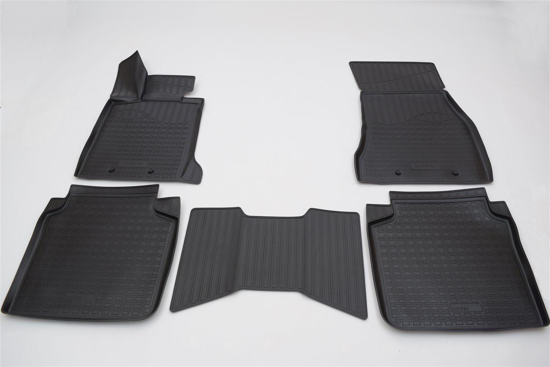 лучшая цена Коврики салона Norplast для BMW 7 (g12) (long) 3d (2015), npa11-c07-254, черный