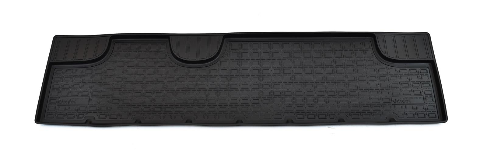 купить Коврики в салон Norplast для Chevrolet Tahoe 2014 3 ряд, для Cadillac Escalade 2014 3 ряд, NPA00-C10-351, черный по цене 690 рублей
