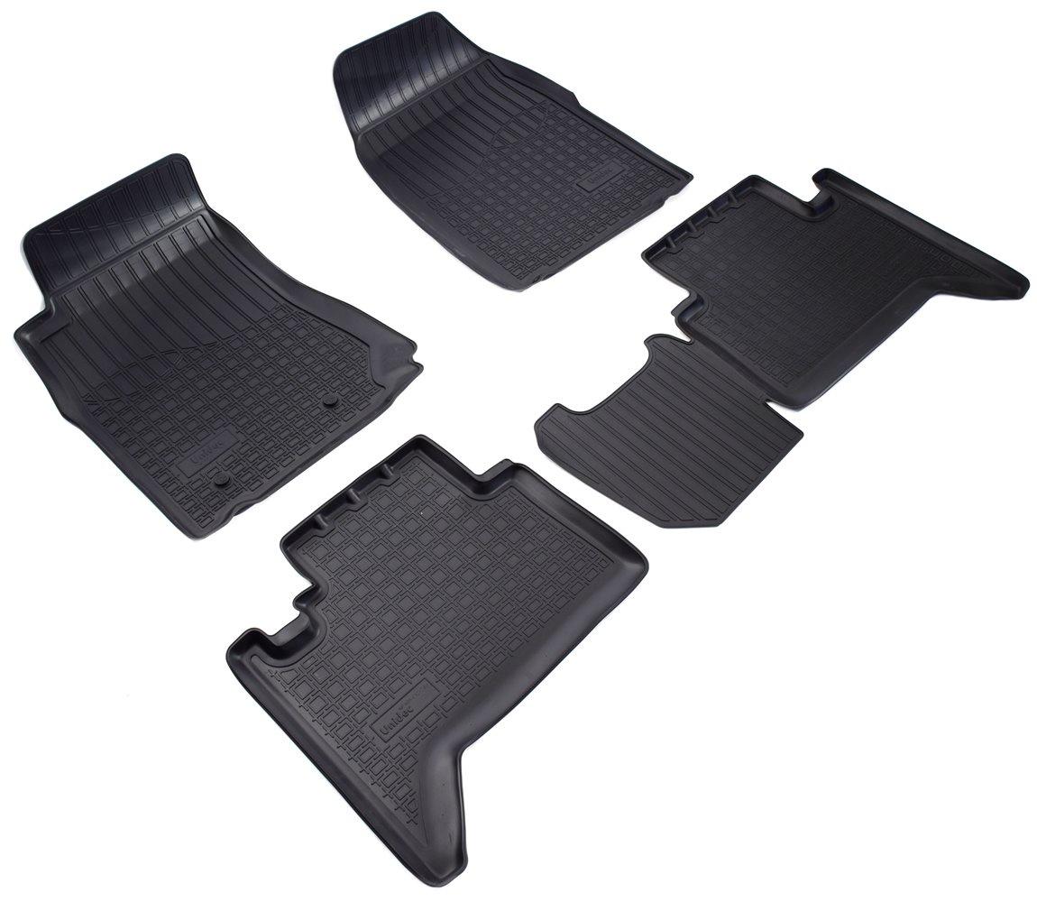 Коврики в салон Norplast для Chevrolet Trail Blazer GM 800 2012 5 мест, NPA01-C12-780, черный notch lapel sleeve buttons single breasted blazer