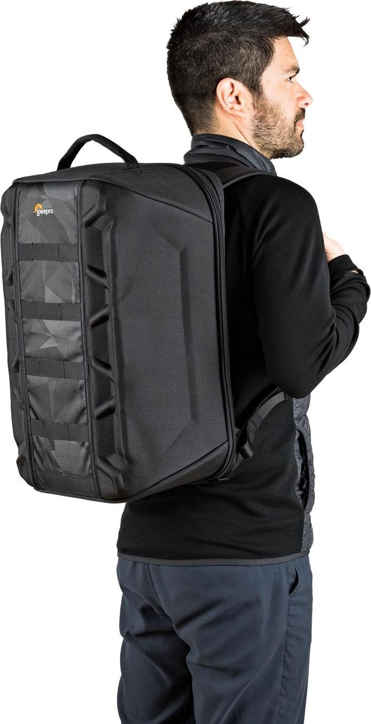 Рюкзак Lowepro DroneGuard BP 400, LP37100-PWW, черный Lowepro