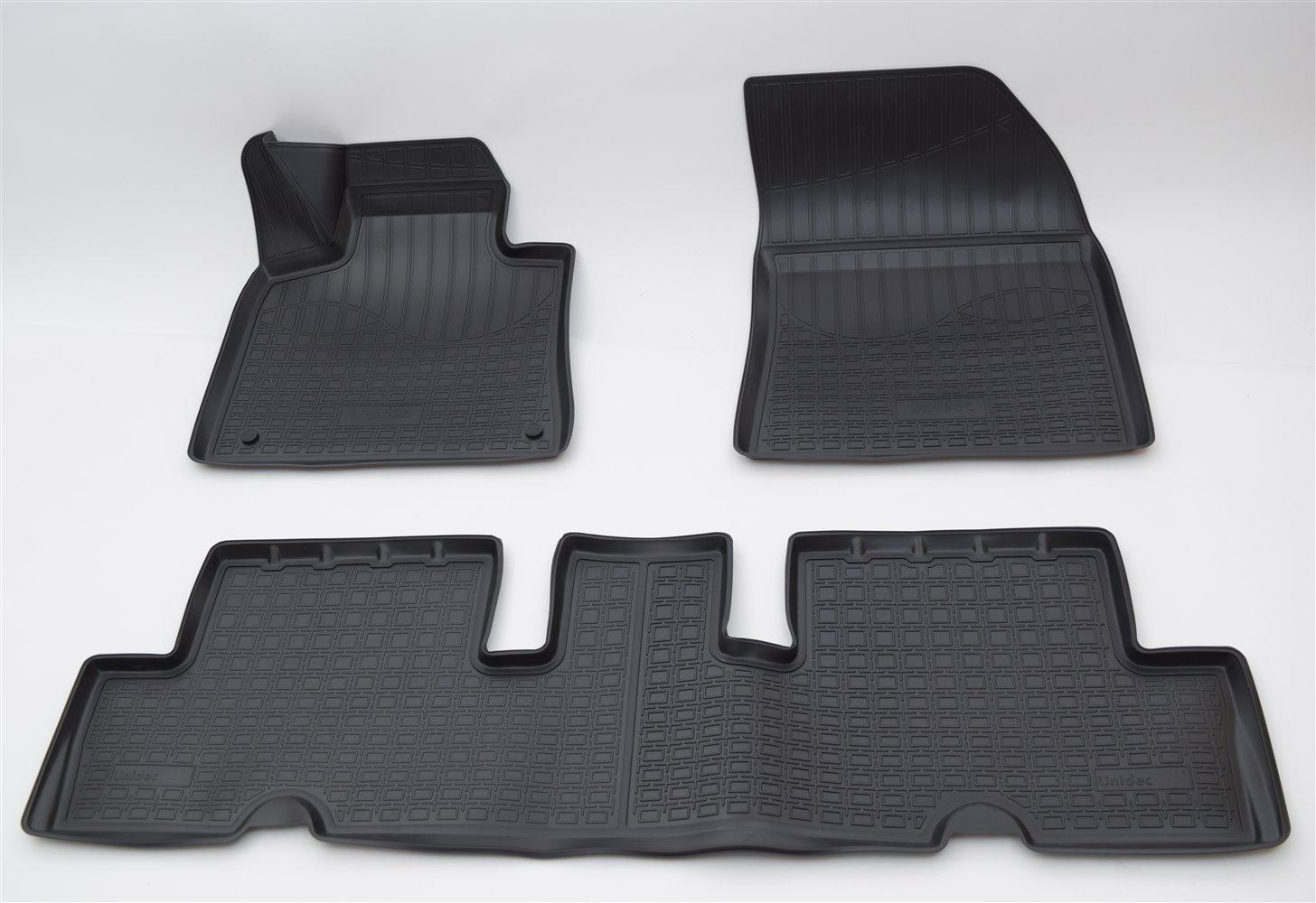 Коврики в салон Norplast для Citroen C4 Grand Picasso 3D 2014, NPA10-C14-170, черный picasso 906 black