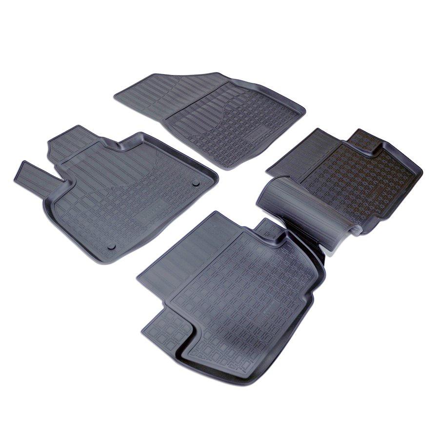 Коврики в салон Norplast для Citroen DS5 K 2012, NPA11-C14-600, черный цена 2017