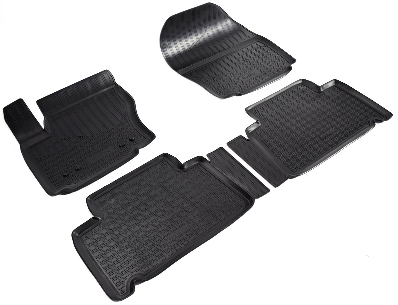 Коврики в салон Norplast для Ford S-Max WA6 2006, для Ford Galaxy II WA6 2006, NPA11-C22-650, черный jane donnelly max s proposal