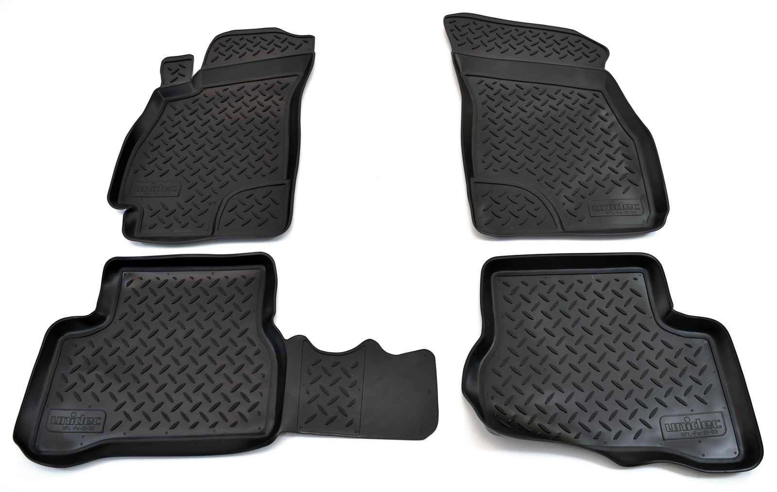 Коврики в салон Norplast для Hyundai Accent LC 2000, NPL-Po-31-03, черный цены онлайн