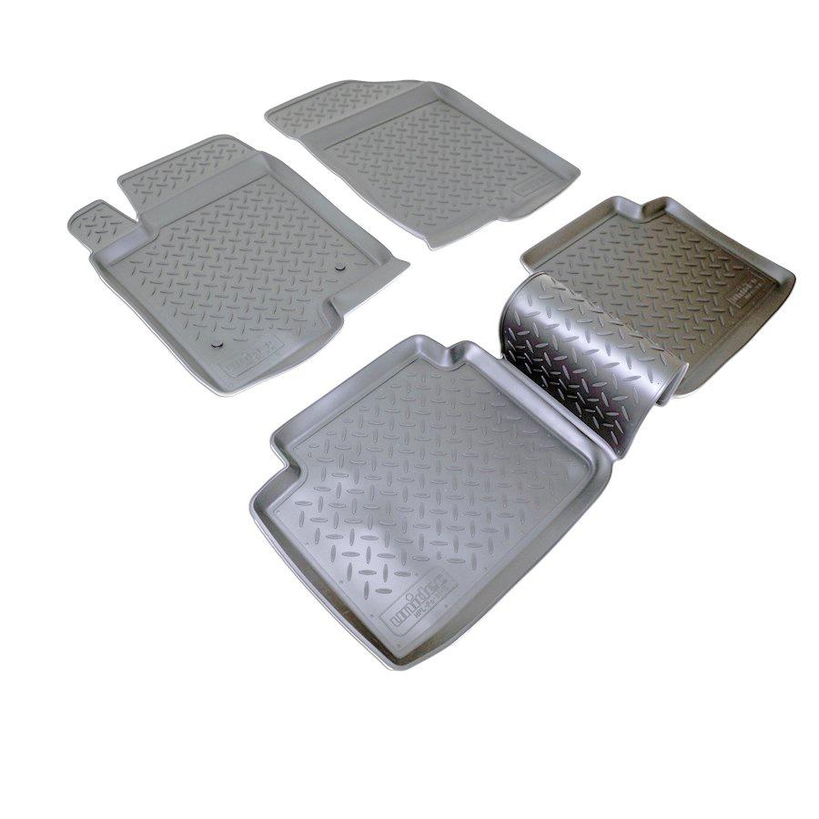 Коврики салона Norplast для Hyundai NF (2005), NPL-Po-31-15, черныйNPL-Po-31-15Точное прилегание Без неприятного запаха Высокие бортики Не скользятПодходит на:HYUNDAI Sonata V 2004-2010Полиуретановые автомобильные коврики фирмы «Норпласт» надежно защищают обшивку салона и багажника от влаги и загрязнений. Это высококачественное изделие, которое гарантированно прослужит длительный срок. Каждый комплект ковриков производится индивидуально для определённой модели автомобиля. На этапе разработки изделий применяется технология 3D сканирования салона, благодаря чему, каждый коврик имеет оригинальную форму, которая точно повторяет контур пола или багажного отделения автомобиля.