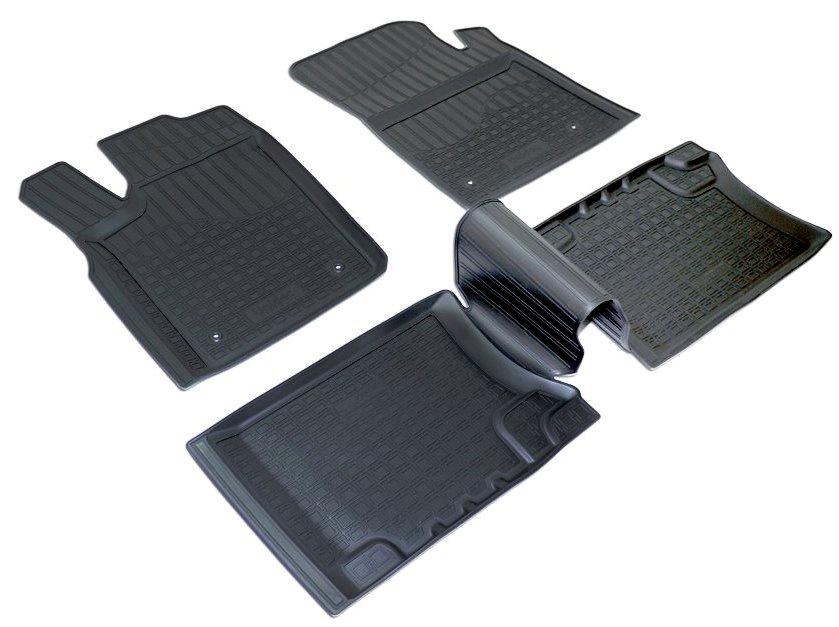 Коврики в салон автомобиля Norplast NPA11-C40-100 комплект ковриков в салон автомобиля novline autofamily jeep grand cherokee 2010 цвет черный