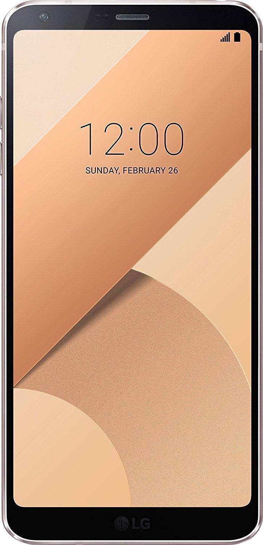 Смартфон LG G6 4/32GB gold смартфон lg q6 m700an 32gb black gold