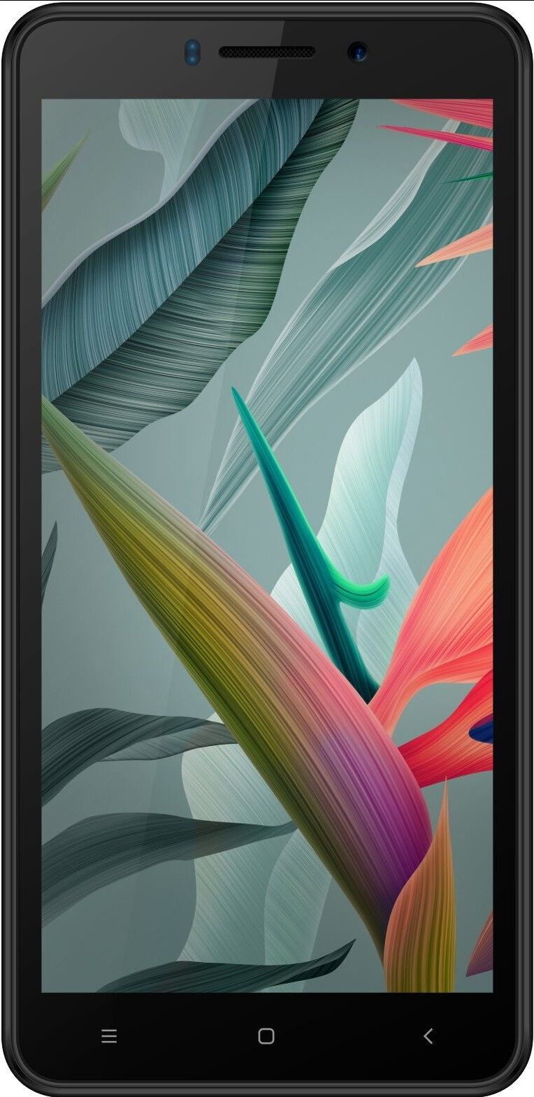Смартфон Oukitel C10 8 GB, серый смартфон oukitel c10 pro 8 gb черный