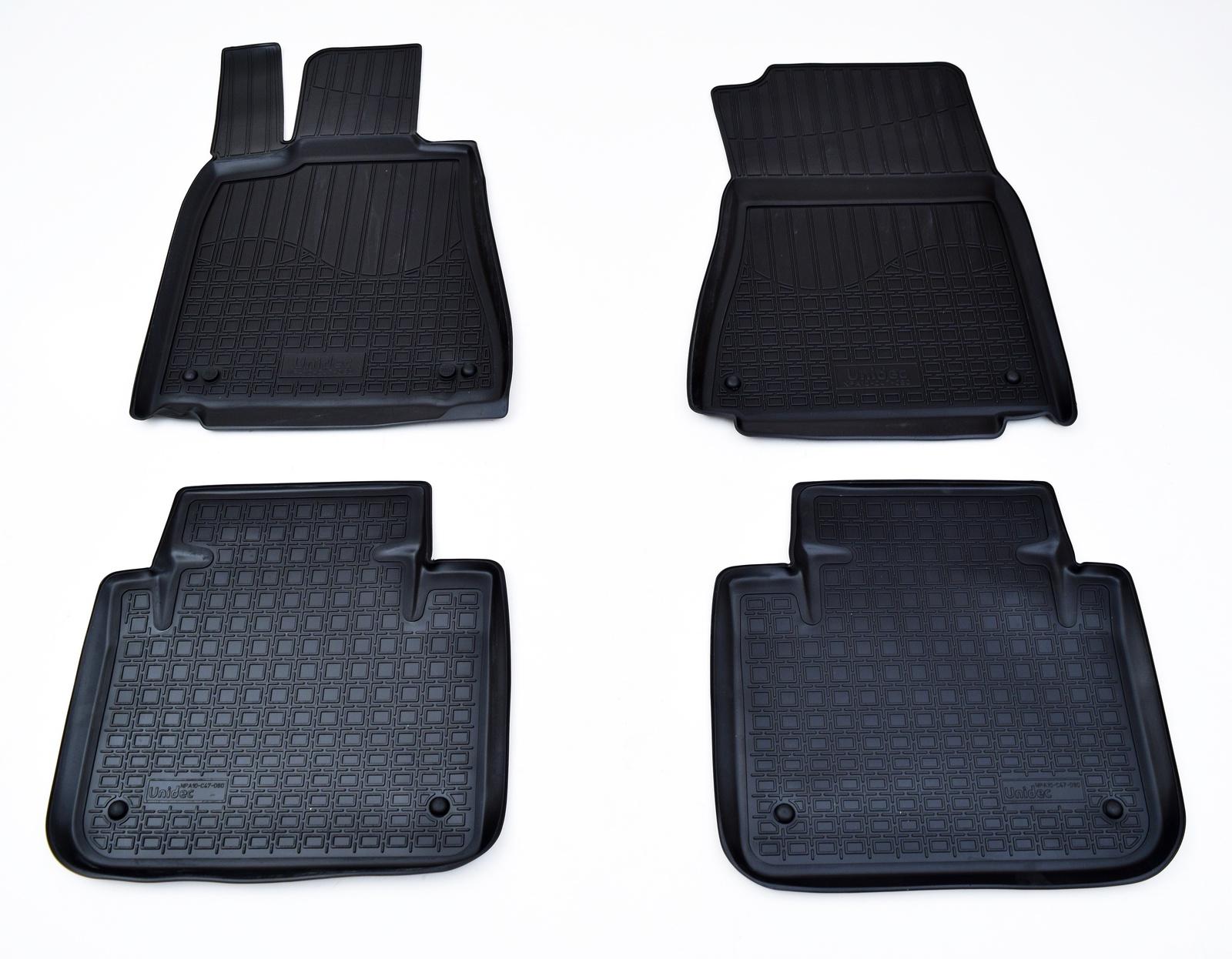 Коврики в салон автомобиля Norplast для Lexus GS (L10A) (2012), NPA10-C47-080, черный