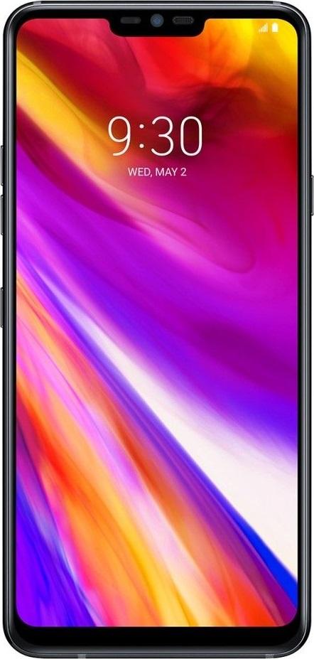 Смартфон LG G7 4/64GB, черный