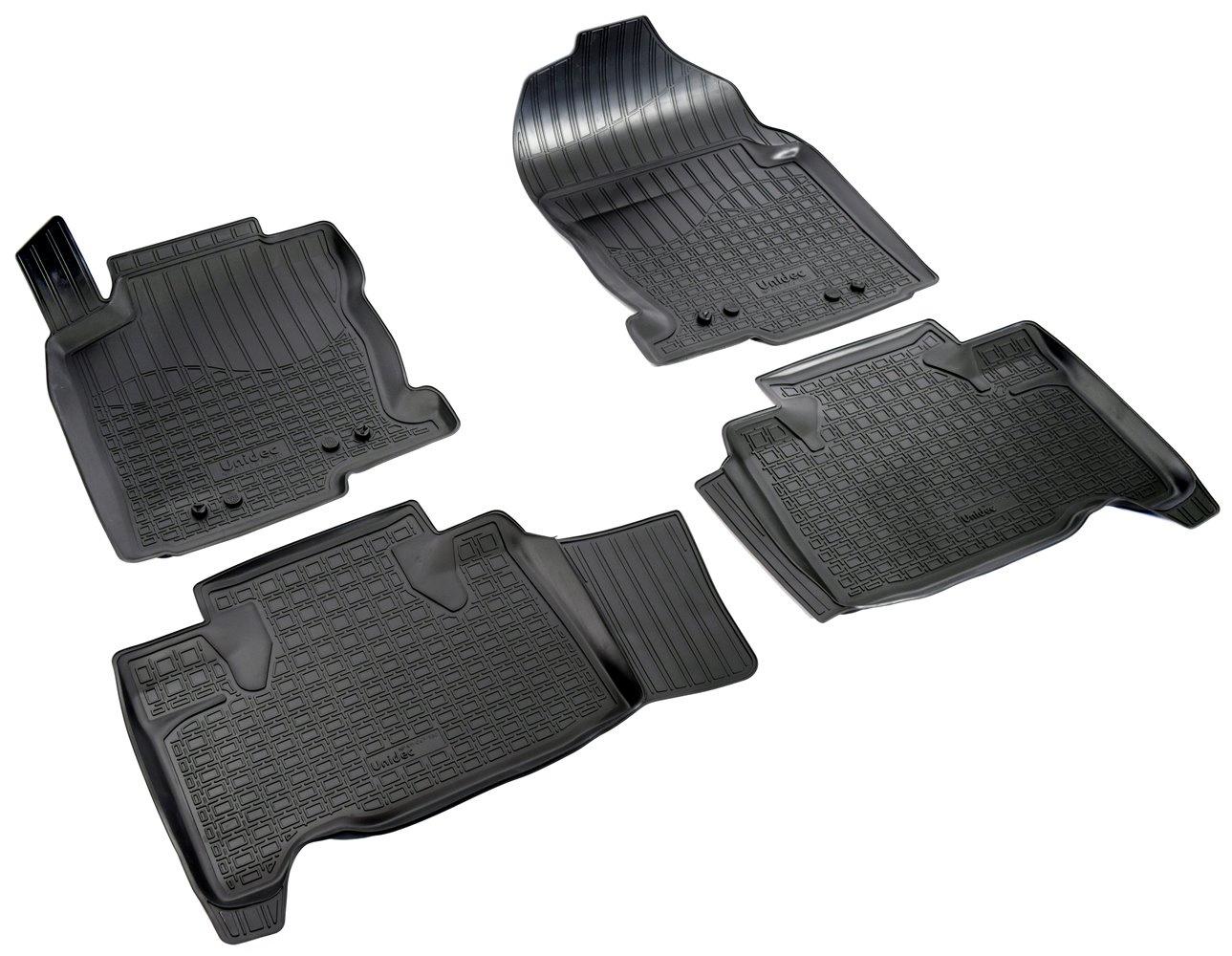 Коврики в салон автомобиля Norplast для Lexus NX (2014), NPA11-C47-580, черный nusun nx 180