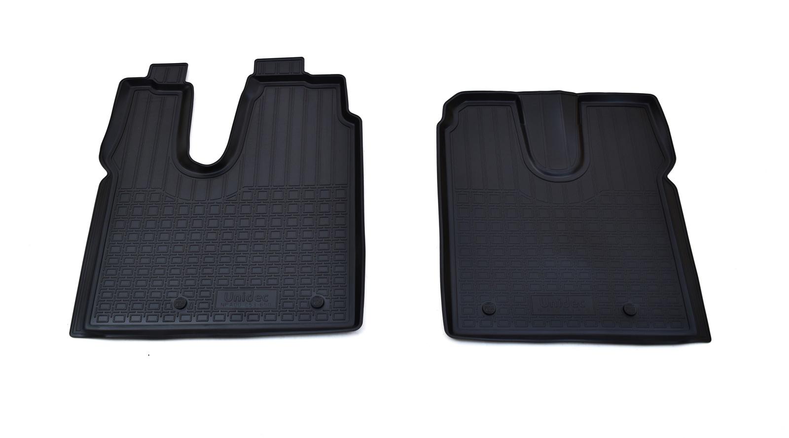 Коврики в салон автомобиля Norplast для MAN TGS (2007), NPA00-C53-650, черный dean tgs nv bks
