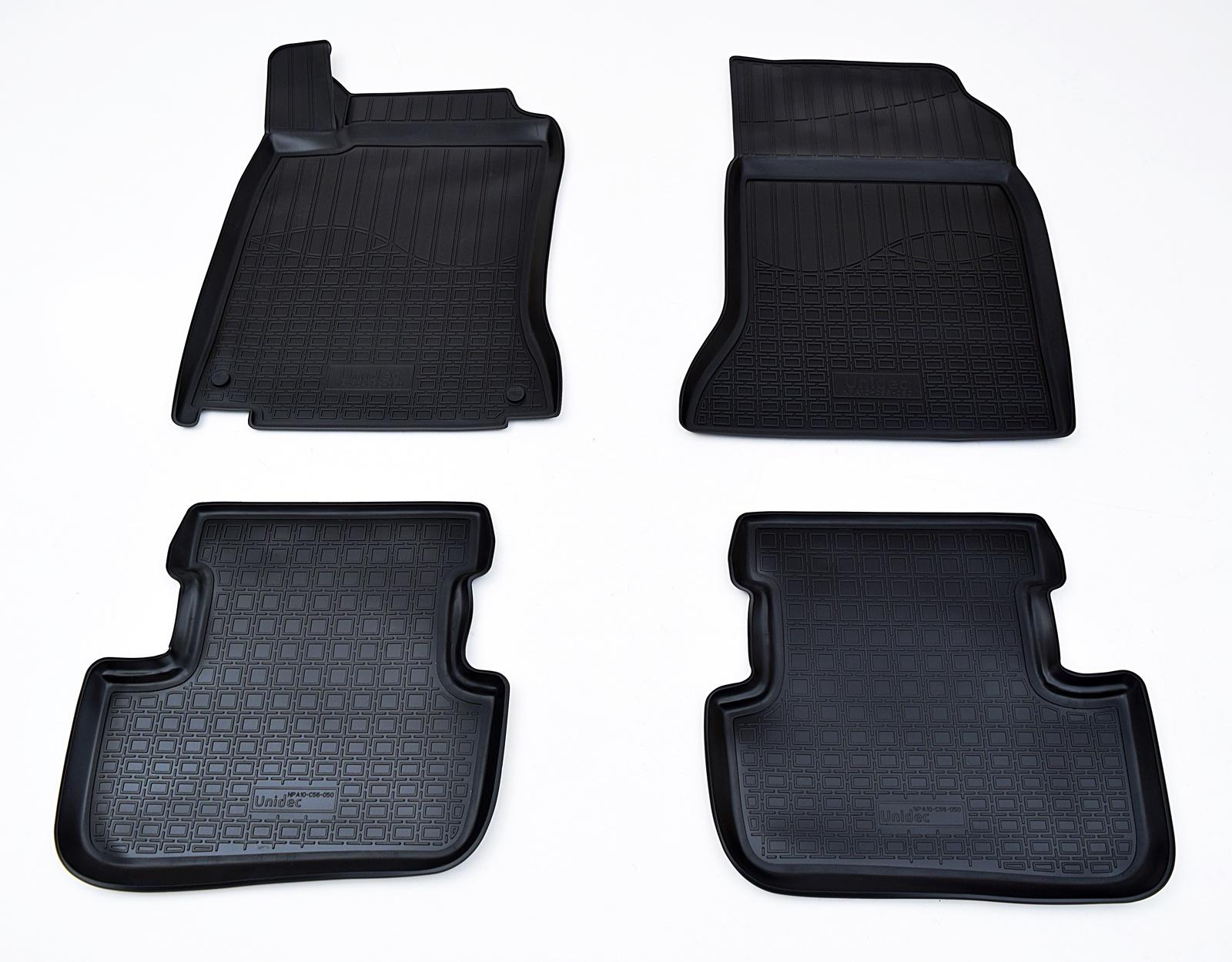 Коврики в салон автомобиля Norplast для Mercedes-Benz A (W176) 3D (2012)\ Mercedes-Benz CLA (C117) 3D (2013)\ Mercedes-Benz GLA (X156) 3D (2014), NPA10-C56-050, черный welly mercedes benz m class 39872