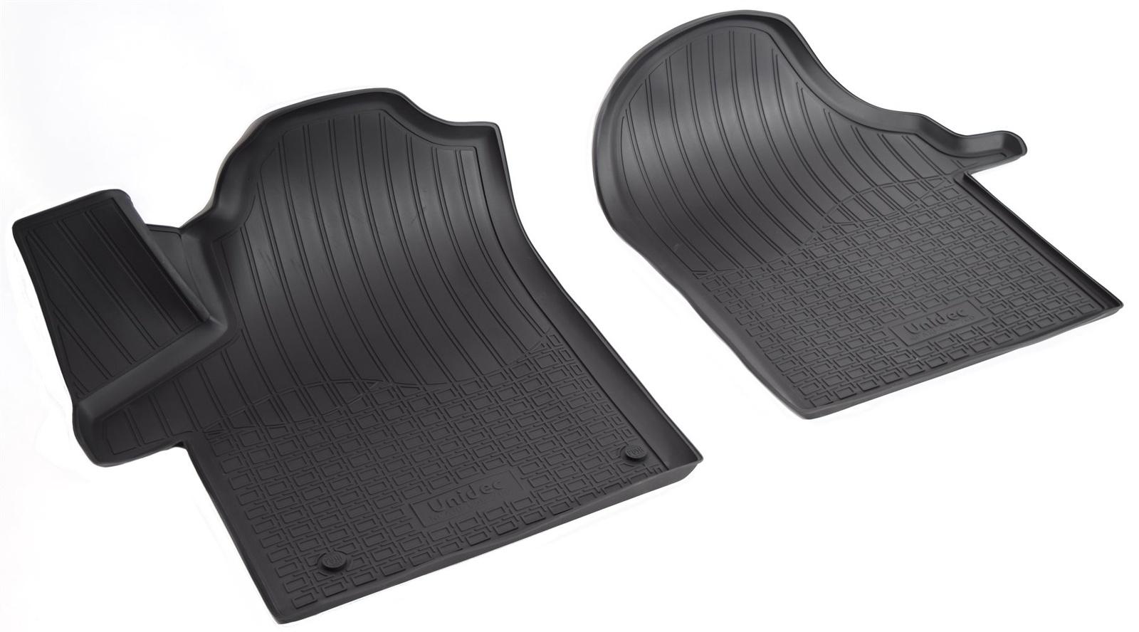 Коврики в салон автомобиля Norplast для Mercedes-Benz V (W447) 3D (2014), NPA10-C56-760, черный недорго, оригинальная цена