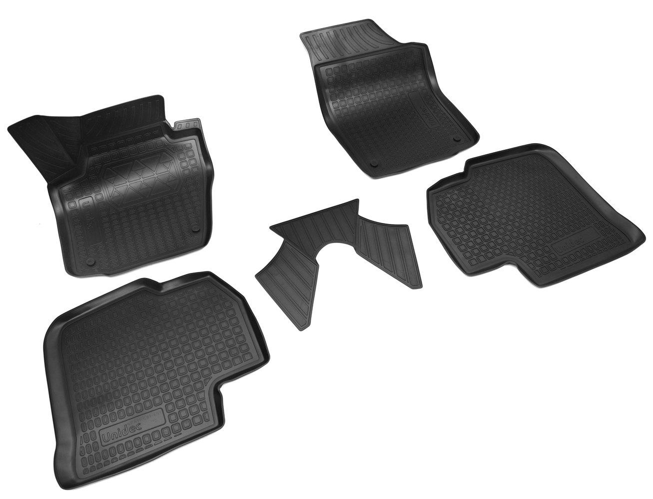 Коврики в салон автомобиля Norplast для Skoda Rapid NH 3D 2013, NPA11-C81-651, черный abs plastic rapid prototype 3d printing rapid prototype sla sls