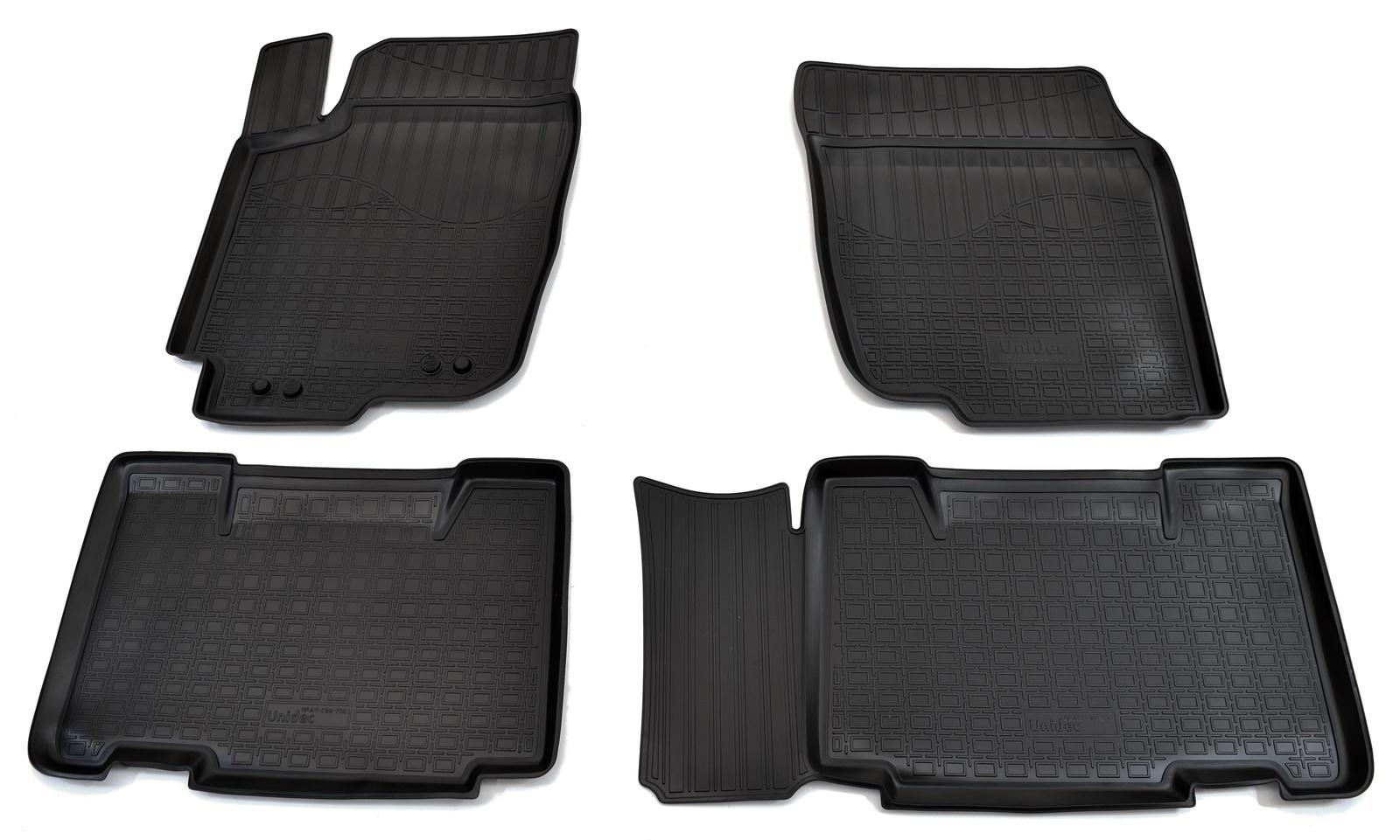 Коврики салона Norplast для Toyota RAV4 2013, NPA11-C88-700, черный масло моторное toyota 0888080376 для toyota rav4 2013 2015