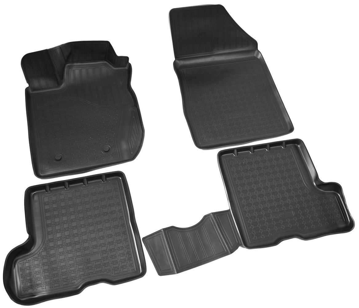цена на Коврики салона Norplast для VAZ Lada X-Ray 3D 2015, NPA11-C94-750, черный