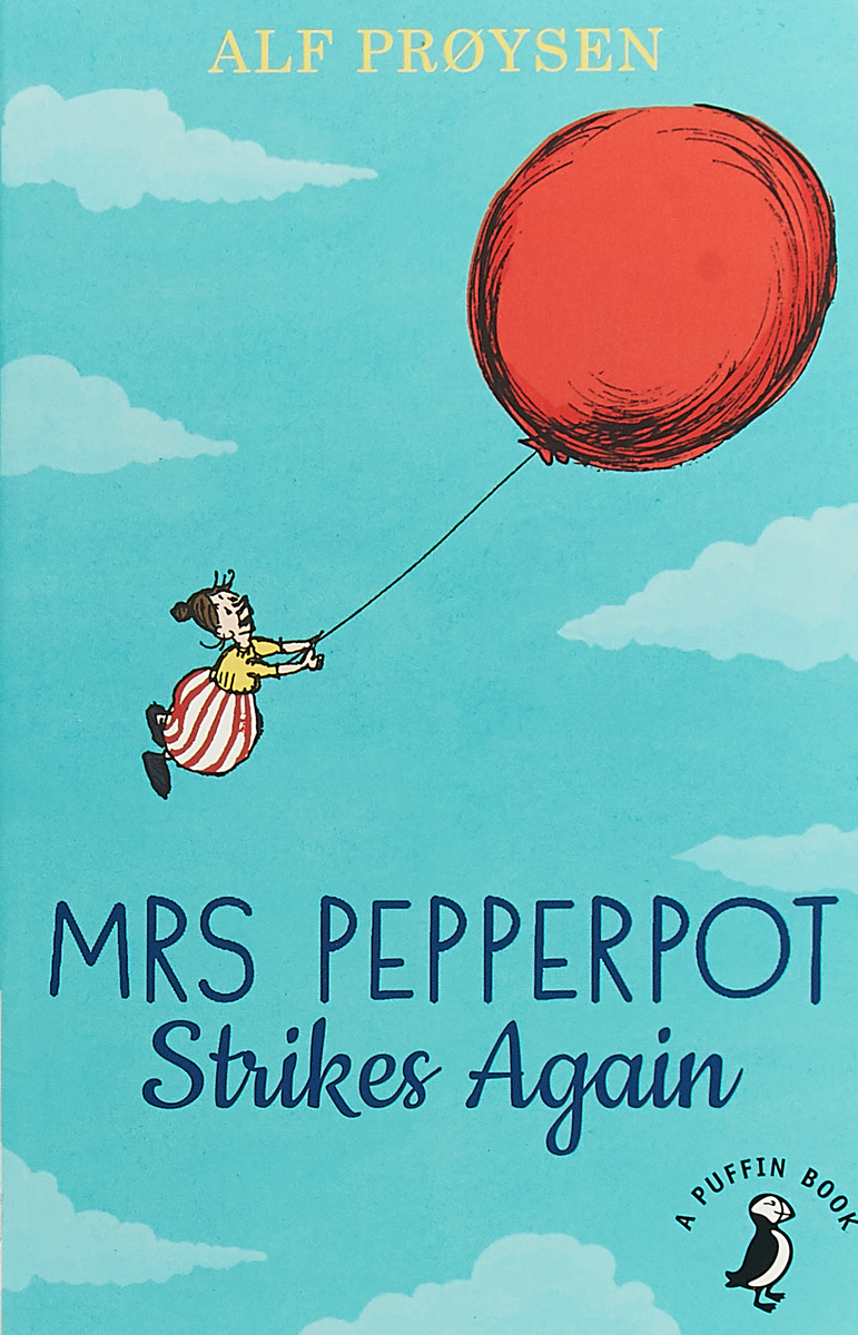 Mrs Pepperpot Strikes Again mrs greenbird mrs greenbird mrs greenbird