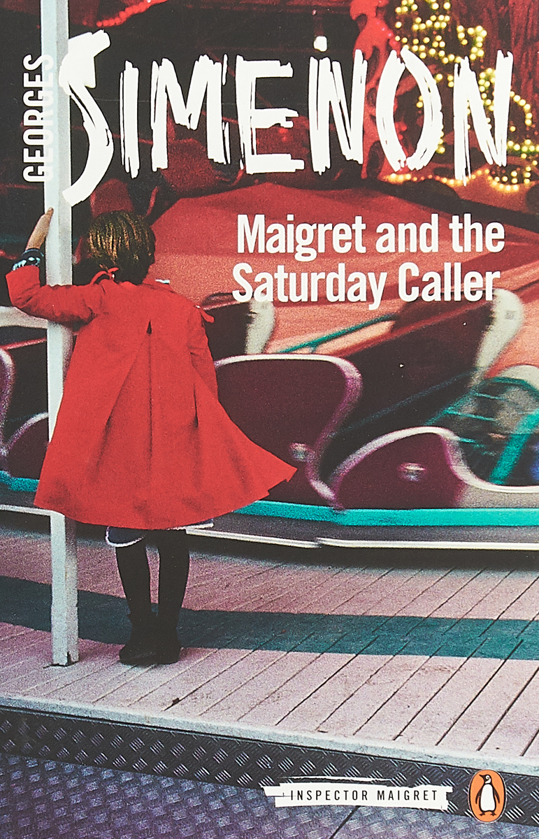Maigret and the Saturday Caller толстовка wearcraft premium унисекс printio зомби панда