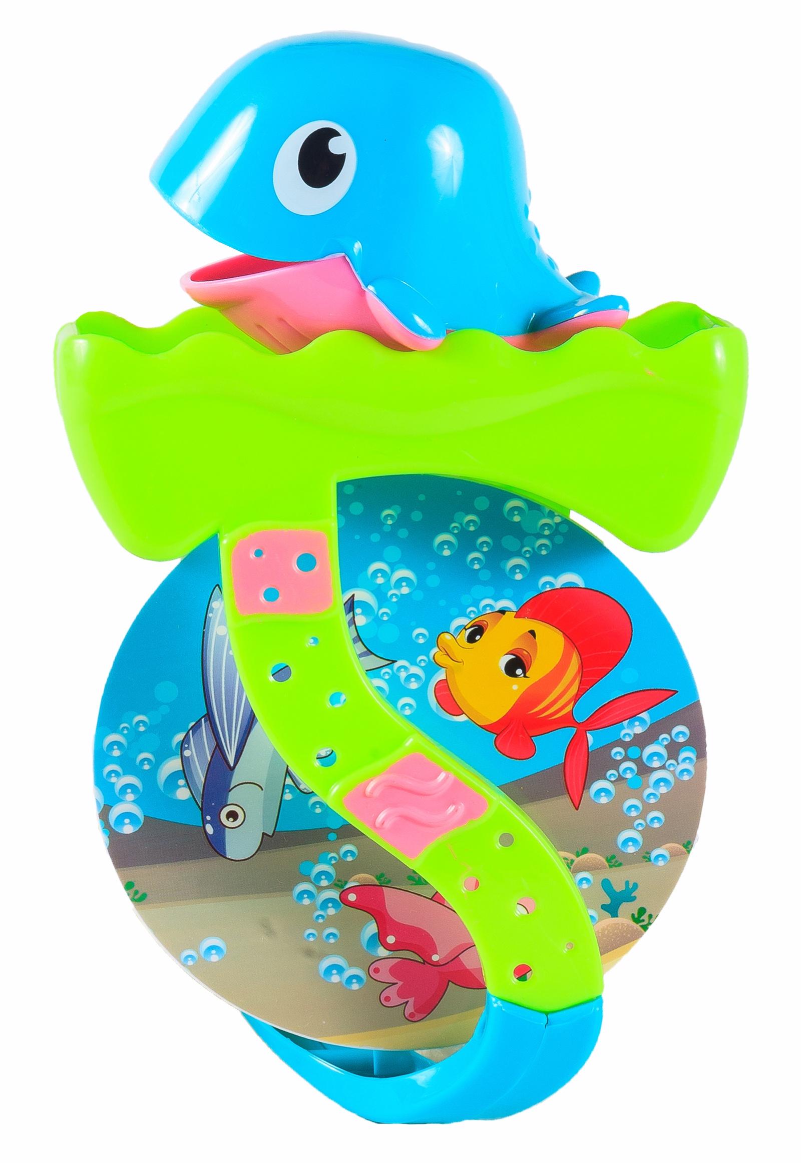 Игрушка для ванной S+S купания, 200024732 синий