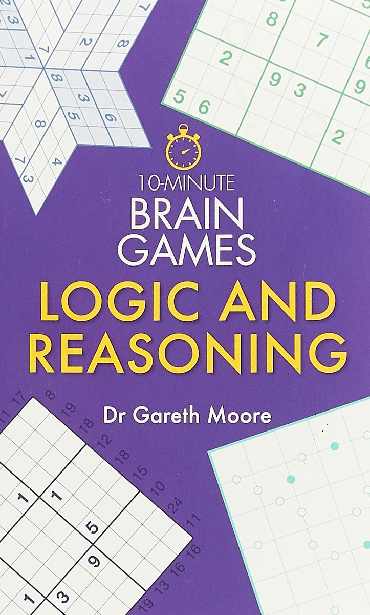где купить 10-Minute Brain Games: Logic and Reasoning по лучшей цене