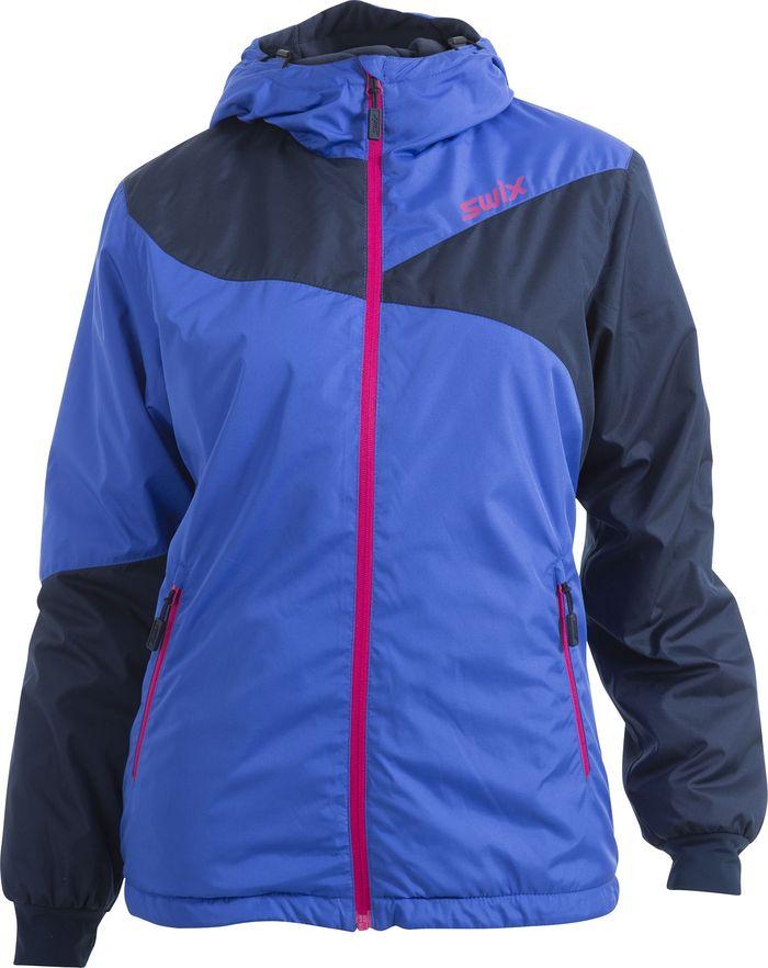 Куртка Swix куртка мужская swix rybinsk цвет синий красный 12801 75029 размер s 46
